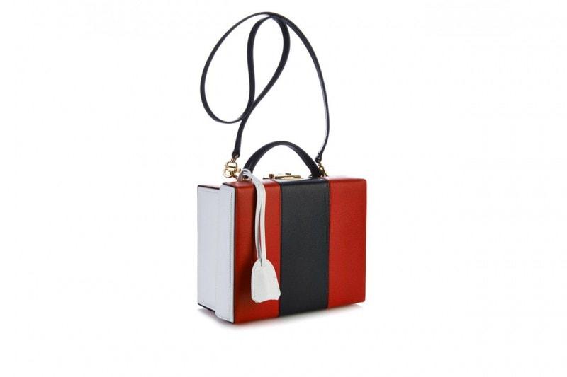 Accessori maschili per uno stile androgino: borsa valigetta mark cross