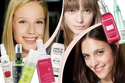Acqua termale e spray viso idratanti: a cosa servono e quali scegliere