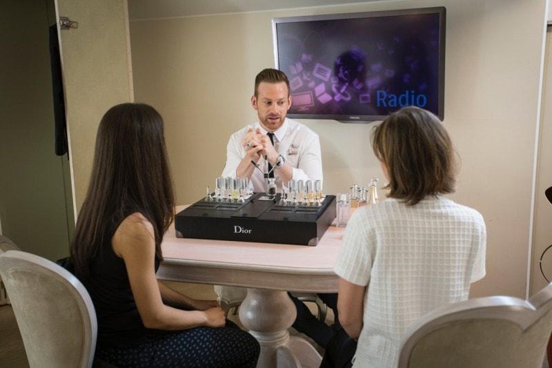 Alla scoperta del cuore delle fragranze Dior