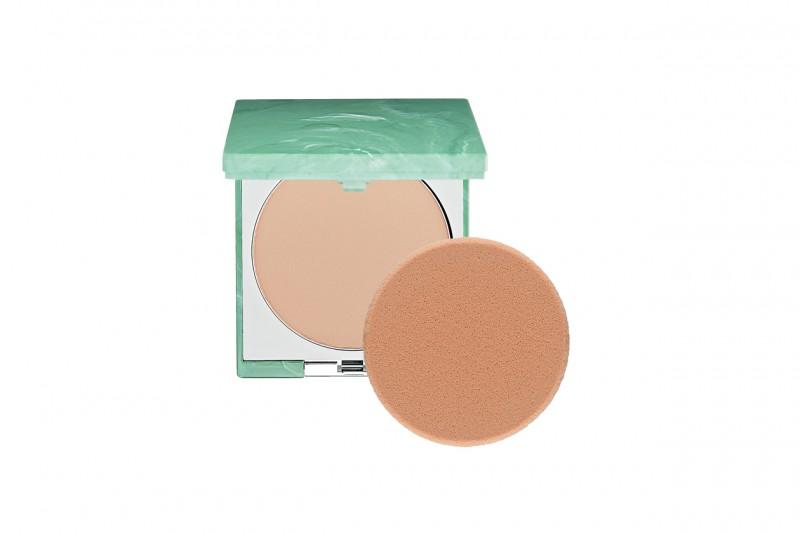 Beauty case da borsetta: Clinique Stay-Matte Sheer Pressed Powder