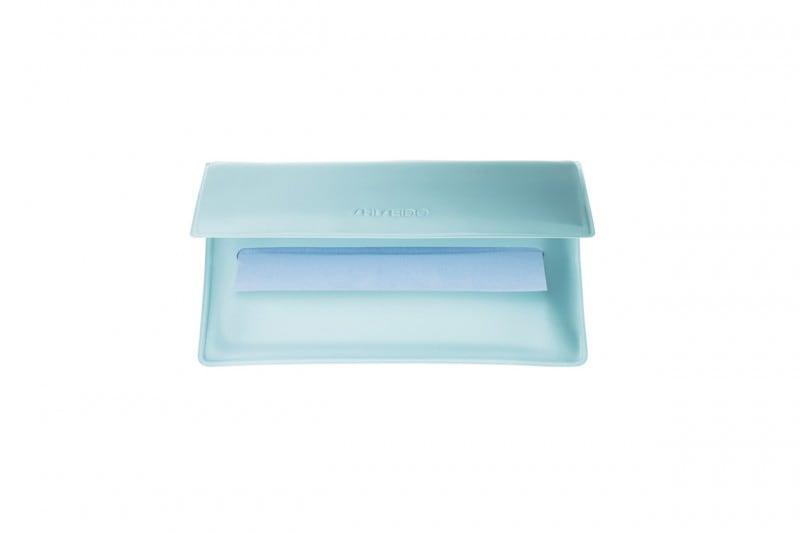 Beauty case da borsetta: Shiseido Pureness Oil Control Blotting Paper
