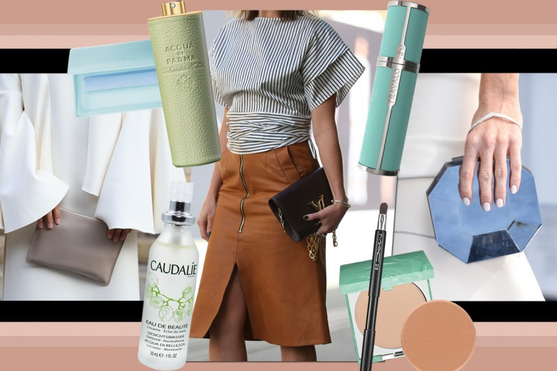 Beauty case da borsetta: come organizzarlo e quali prodotti scegliere
