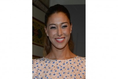 Belen Rodriguez trucco: make up occhi luminoso