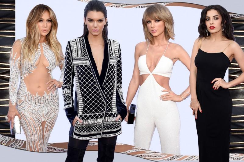 Billboard Music Awards 2015: tutti i look delle star