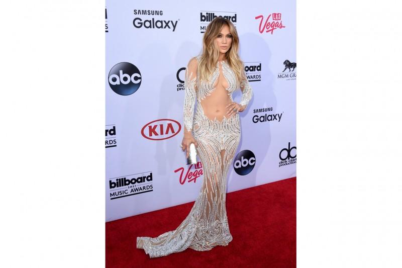 Billboard music awards 2015: Jennifer Lopez