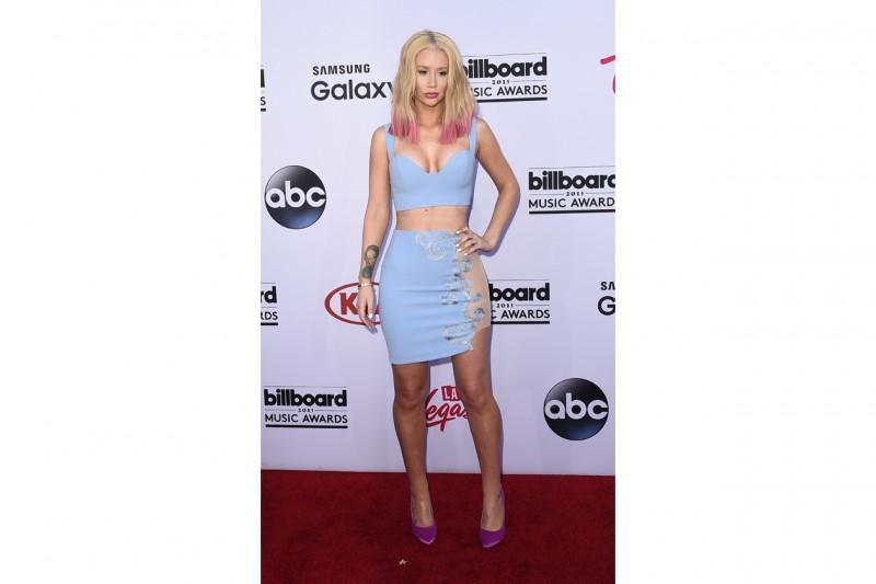 Billboard music awards 2015: iggy azalea