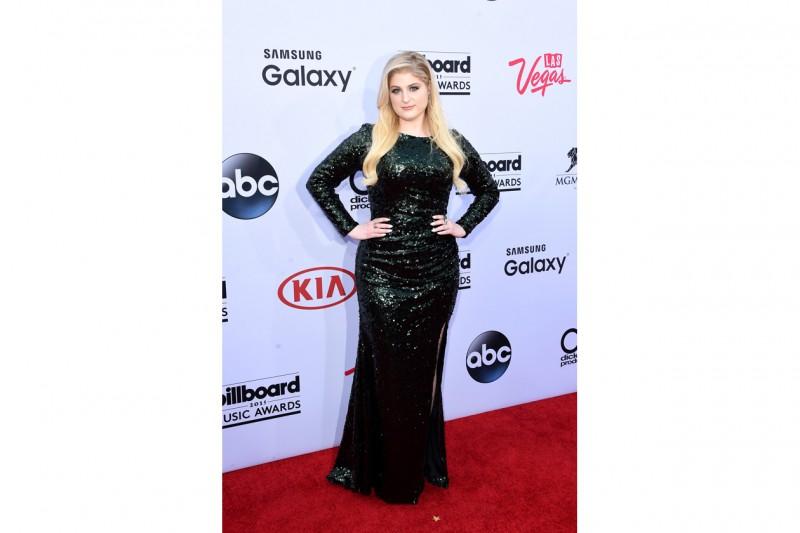 Billboard music awards 2015: meghan trainor