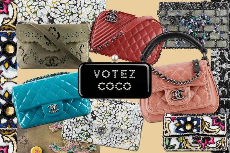 Borse Chanel per la Primavera-Estate 2015