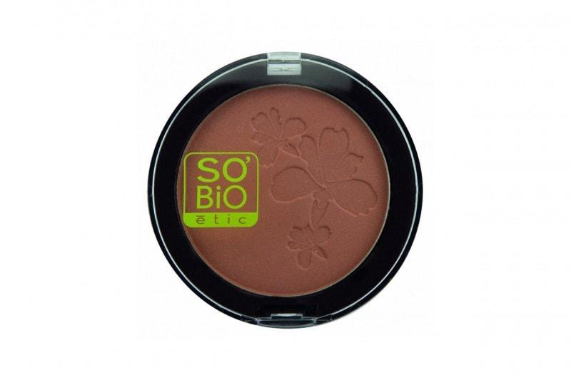 Bronzer minerali e bio: So' Bio Etic Cipria Compatta Terre Soleil