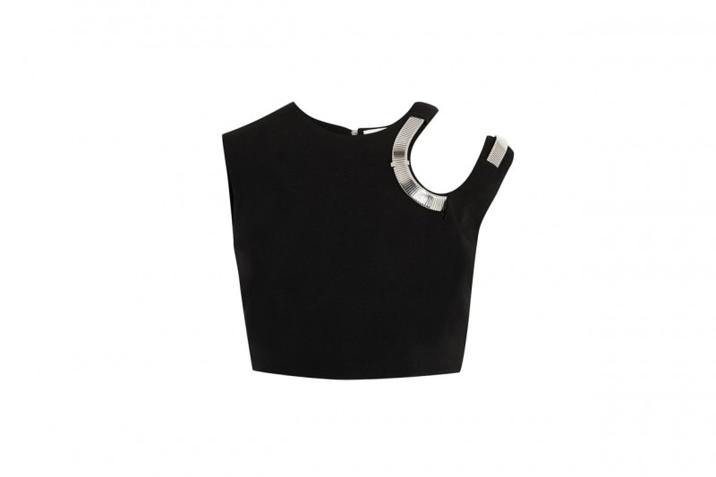 CROP TOP: MUGLER