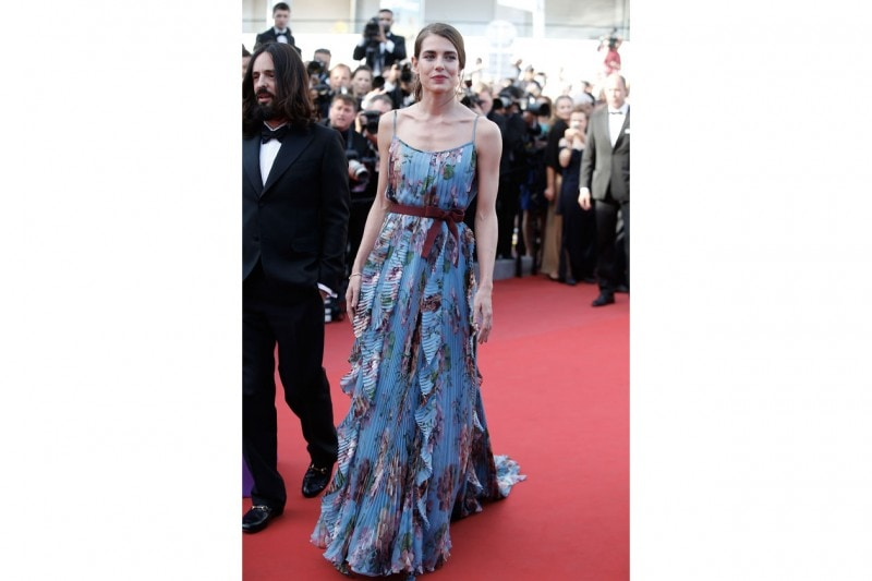 Cannes 2015: Charlotte Casiraghi