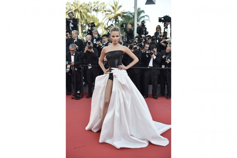 Cannes 2015: Natasha Poly