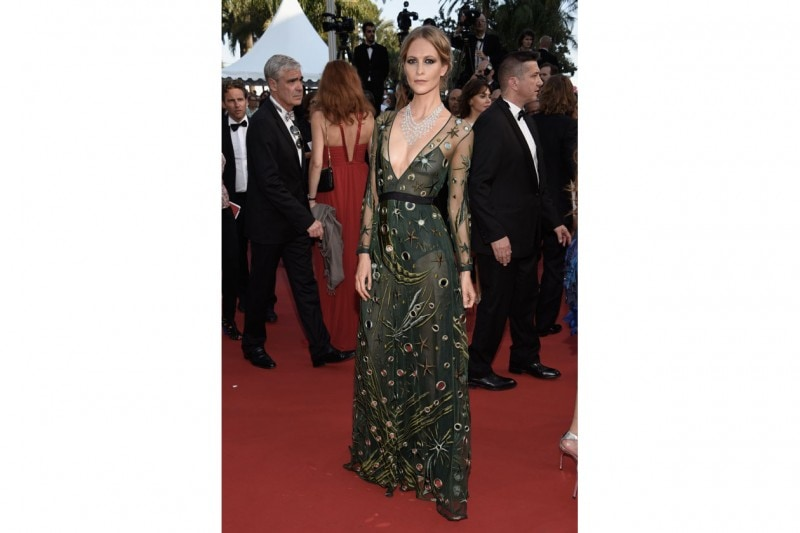 Cannes 2015: Poppy Delevingne