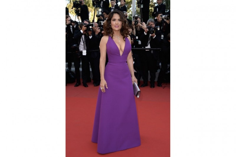 Cannes 2015: Salma Hayek