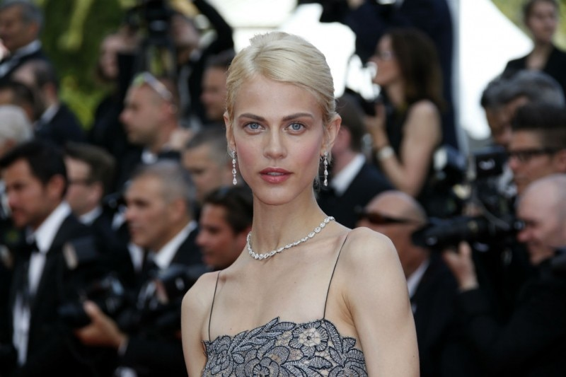 Cannes 2015 trucco e capelli: Aymeline Valade
