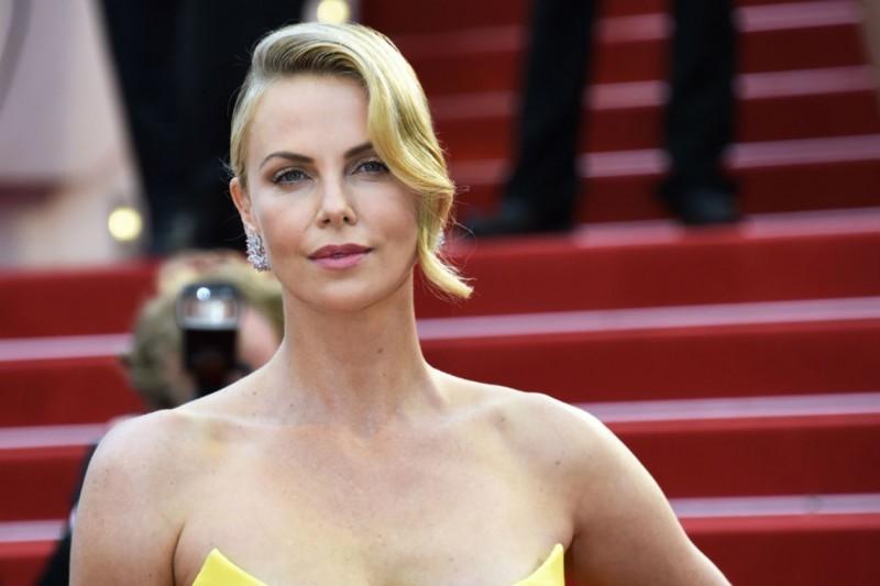 Cannes 2015 trucco e capelli: Charlize Theron