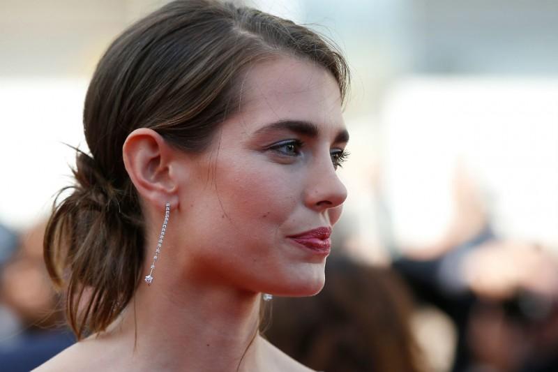 Cannes 2015 trucco e capelli: Charlotte Casiraghi