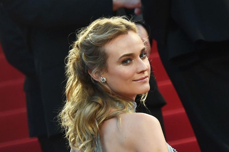 Cannes 2015 trucco e capelli: Diane Kruger