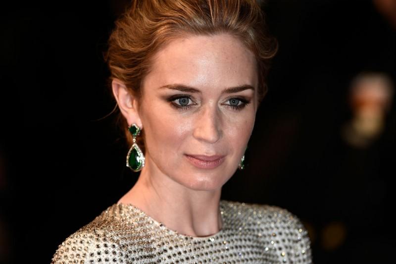 Cannes 2015 trucco e capelli: Emily Blunt