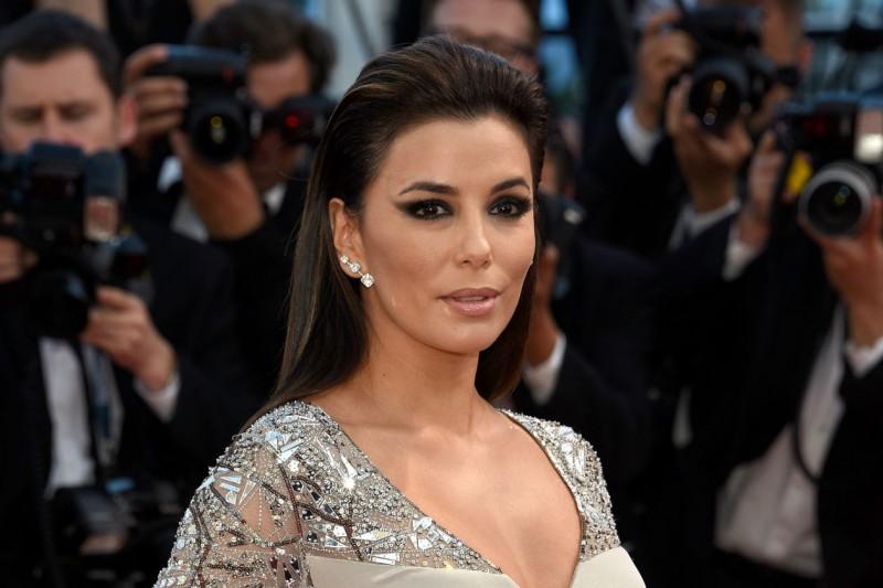Cannes 2015 trucco e capelli: Eva Longoria