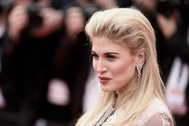 Cannes 2015 trucco e capelli: Hofit Golan