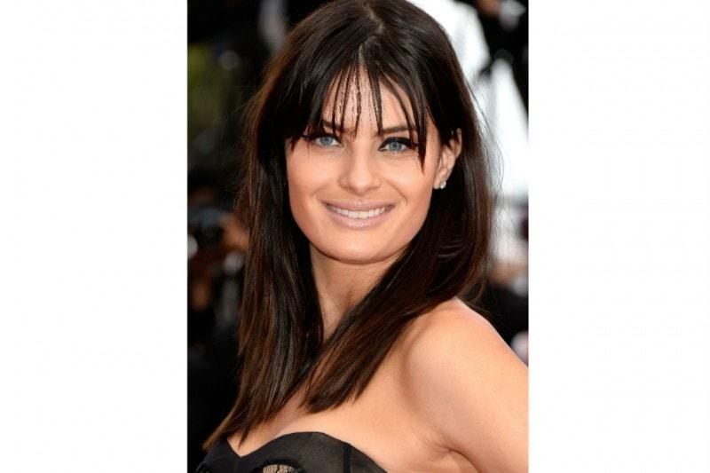 Cannes 2015 trucco e capelli: Isabeli Fontana