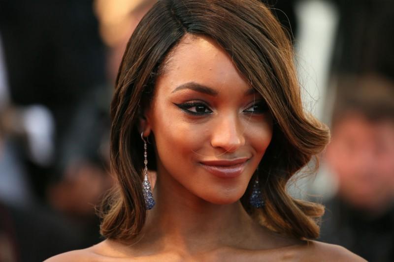 Cannes 2015 trucco e capelli: Jourdan Dunn