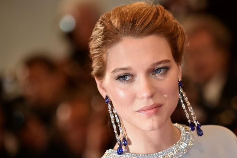 Cannes 2015 trucco e capelli: Lea Seydoux