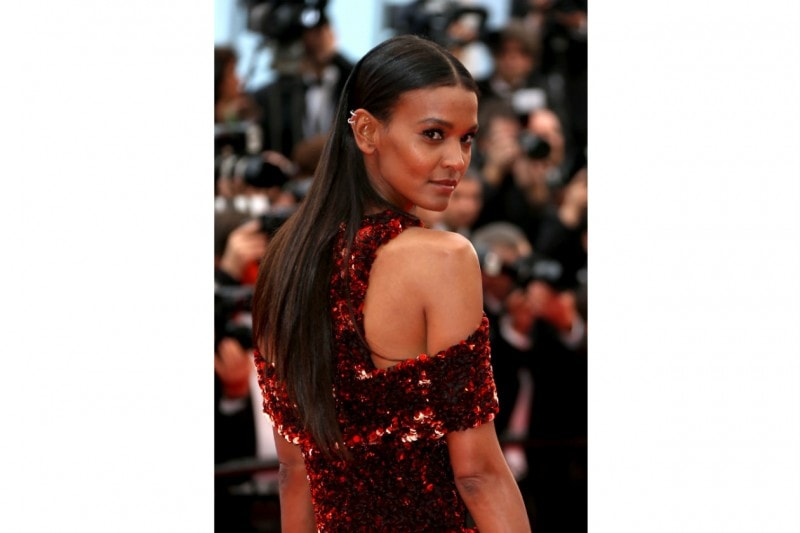 Cannes 2015 trucco e capelli: Liya Kebede