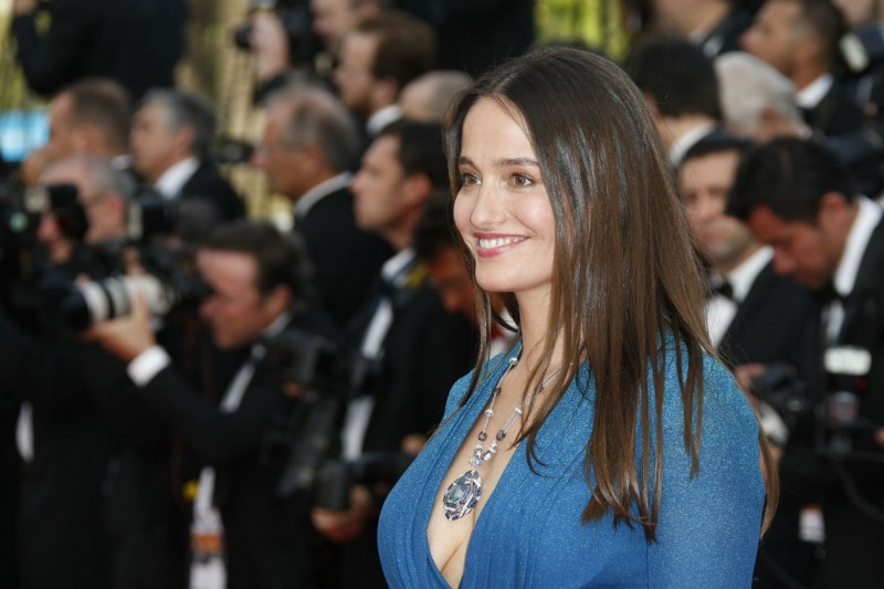 Cannes 2015 trucco e capelli: Marie Gillain