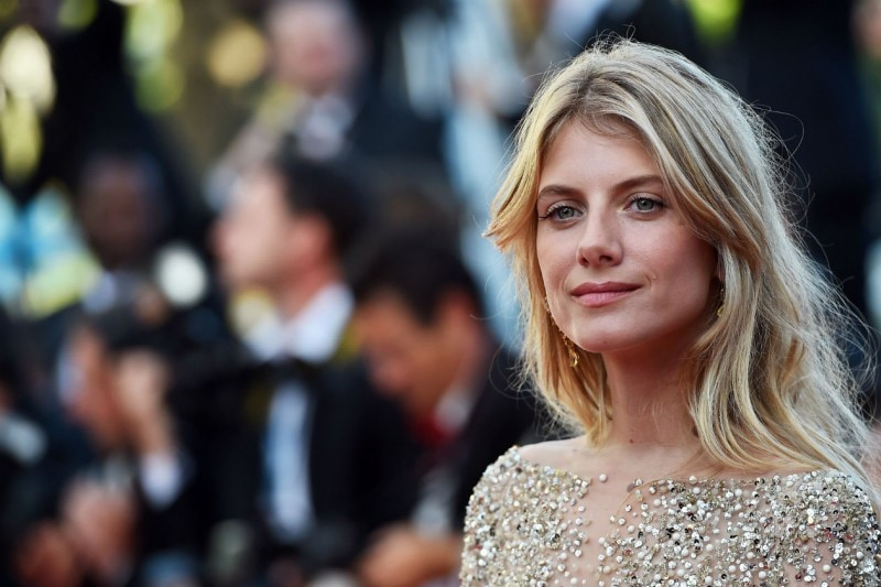 Cannes 2015 trucco e capelli: Melanie Laurent