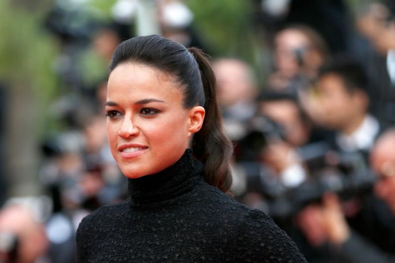Cannes 2015 trucco e capelli: Michelle Rodriguez