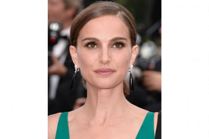Cannes 2015 trucco e capelli: Natalie Portman