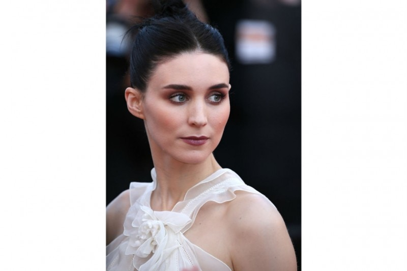Cannes 2015 trucco e capelli: Rooney Mara