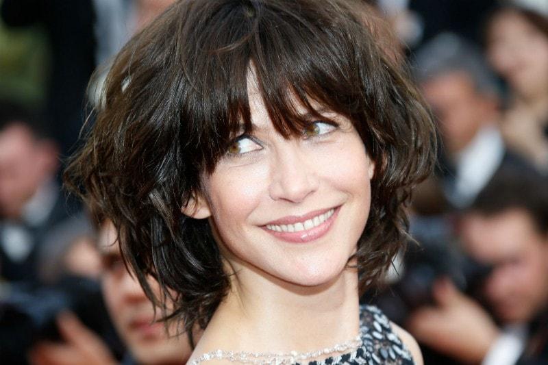 Cannes 2015 trucco e capelli: Sophie Marceau