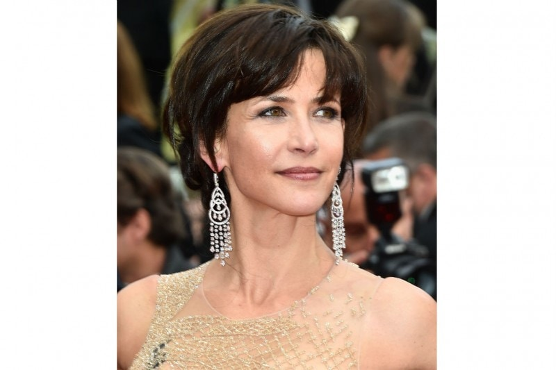 Cannes 2015 trucco e capelli: Sopie Marceau