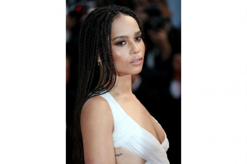 Cannes 2015 trucco e capelli: Zoe Kravitz