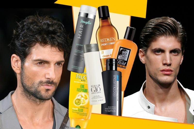 Capelli uomo: dagli shampoo ai balsami i prodotti per lui. Scoprite i migliori con la selezione di Grazia.it