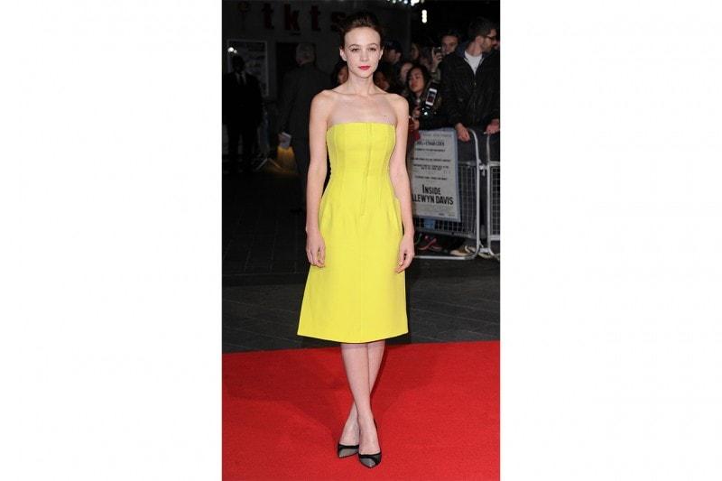 Carey Mulligan in Christian Dior