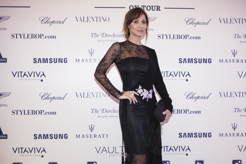 Cash&Rocket Gala and Charity Auction, Natalie Imbruglia