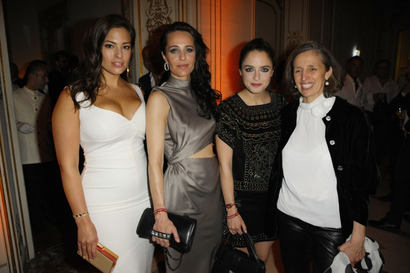 Cash & Rocket Milan Ashley Graham, Julie Brangstrup, Matilde Gioli