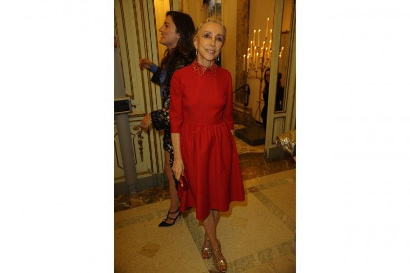 Cash & Rocket Milan Franca Sozzani
