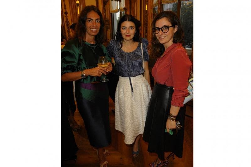 Cash & Rocket Milan Viviana Volpicella;Lucilla Bonaccorsi;Paula Cademartori