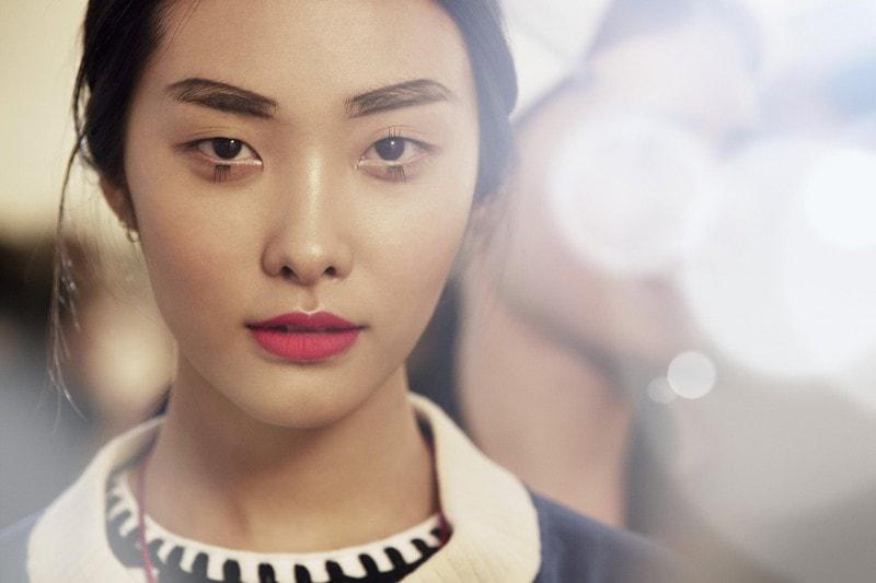 Chanel Cruise 2015/2016 Seoul: il make up completo