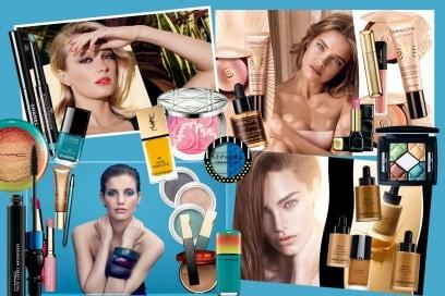 Collezioni make up estate 2015
