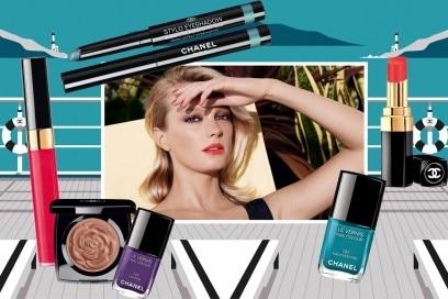 Collezioni make up estate 2015: Chanel Méditerranée
