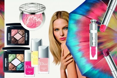 Collezioni make up estate 2015: Dior Tie Dye