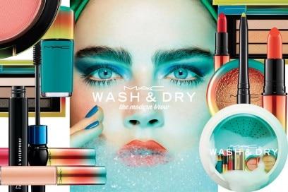 Collezioni make up estate 2015: MAC Cosmetics Wash & Dry