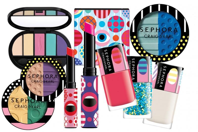 Collezioni make up estate 2015: Sephora Craig & Karl