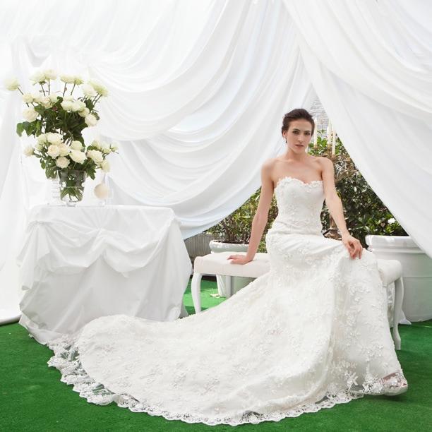 Dea Couture, il nuovo brand dedicato alla sposa
